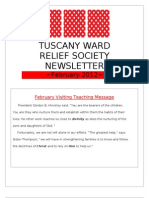 Feb 2012 RS Newsletter
