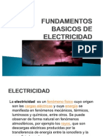 Fundamentos Basicos de Electric Id Ad