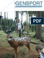 Bogensport Info 2011/2012 vom DBSV (Ausschnitt)