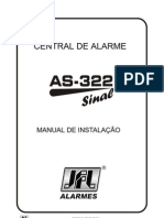 Manual - Alarme as 322 SINAL[1]
