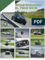 2012 Model Year Police Vehicle Evaluation