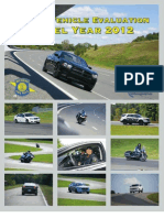 2012 Model Year Police Vehicle Evaluation