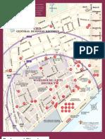 2010 Restaurant Map