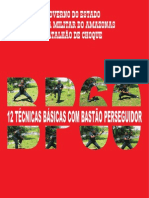 Kung Fu Amazonas 002 - 12 Basicos Com Bp