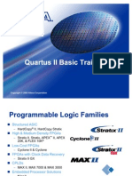 Quartus II Training