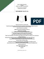 Members Manual January 30 2012