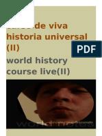 Gonzalo Conde Escuredo... Curso de Viva Historia Universal II.