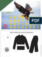 Kung Fu Amazonas - UNIFORME AKAN