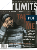 City Limits Magazine, March 2003 Issue
