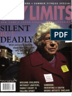 City Limits Magazine, June 2003 Issue