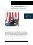 Barack Obama and the Future of User Generated Governance by Brian Solis
