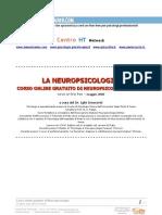 Corso Neuropsicologia Free 2
