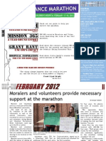 UNC-DM February 2011 Newsletter