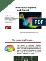 Mind Control - Implants - Advanced Neural Implants