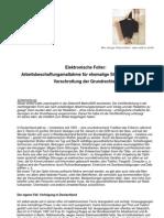 Strahlenfolter - Neuer Job Fuer Alte Stasis