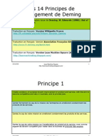 14 Principes Deming LMS Patchong