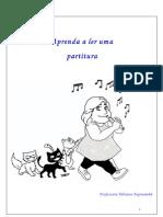 Apostila 2012- Aprenda Ler Uma Partitura PDF