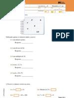 Teste de diagnвstico_6.з ano