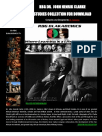 59887804 RBG Blakademics Dr John Henrik Clarke Studies Collection for Download