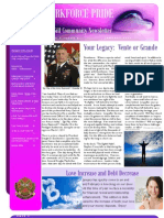 January Workforce Pride Newsletter 2012