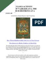 THE MIRACULOUS ACTIVITY SADHANA OF VAJRAKILAYA