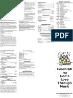 11-16-2008 bulletin