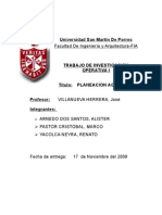 MONOGRAFIA DE PLANEACION AGREGADA SECCION 33G
