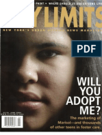 City Limits Magazine, June 2004 Issue