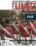 City Limits Magazine, September/October 2004 Issue