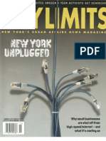 City Limits Magazine, November 2004 Issue