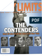 City Limits Magazine, December 2004 Issue