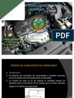 Sistemas de Inyeccion Electronic A a Gasolina
