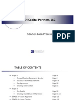 CH Capital - Loan Process