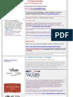 Newsletter 322