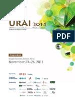 URAI2011 Program Book