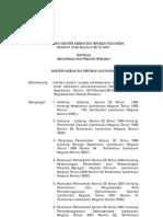 Kmk Registrasi Dan Praktik Perawat 1239 2001