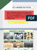 Integrantes Orquesta AragÒn