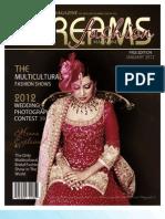 iDreams Fashion Magazine 2012