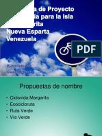 Ciclovia Margarita Borrador