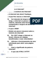 internet e segurança online