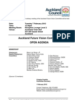 auckland future vision agenda #2