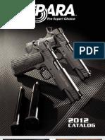 PARA USA Catalog 2012
