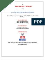 Final Gp on Fmcg for Print