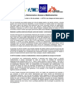 Statement ACTA Co Assinado ONGs Portugues
