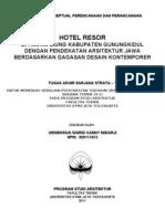 HOTEL RESORT di PANTAI SIUNG [Cover]
