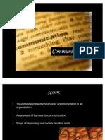 Communication Skills Final