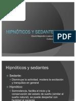 Hipnóticos y sedantes 1