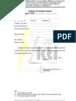 Formulir+Surat Pernyataan