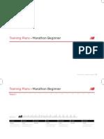 New Balance Marathon Training Beginner