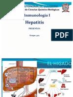 Expo Sic Ion Hepatitis